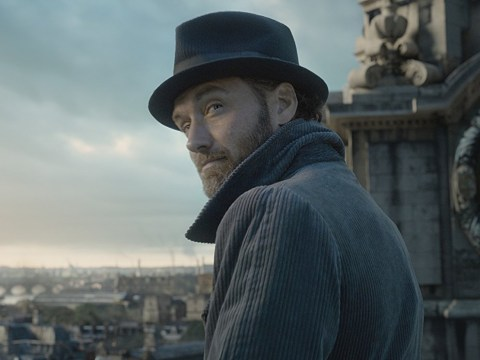 Fantastic Beasts' Jude Law clarifies Grindelwald continuity error – but we still want McGonagall answers