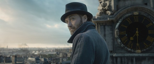 Fantastic Beasts: The Crimes of Grindelwald trailer may contain a big spoiler Credit: Warner Bros.
