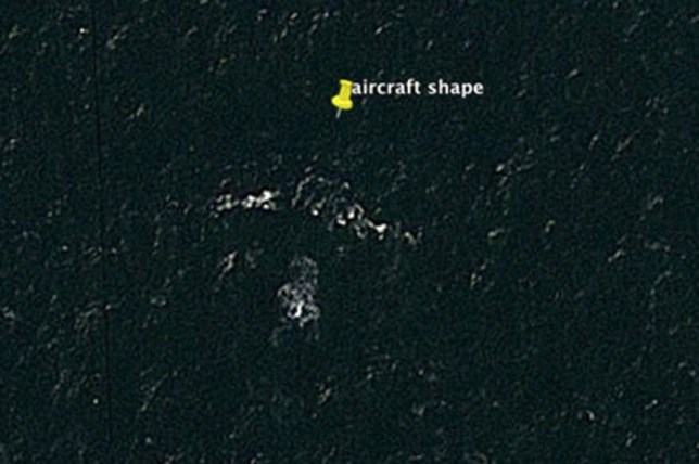 Man claims to have found missing MH370 plane on Google Earth | Metro