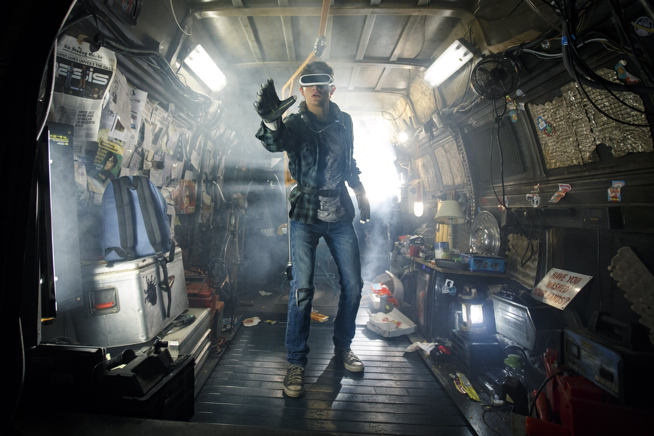 Is Ready Player One Spielberg's last chance?