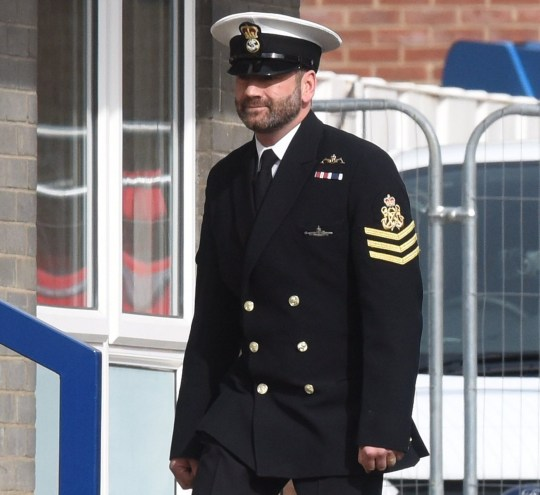 Royal Navy sailor downed so much alcohol at free lunch he