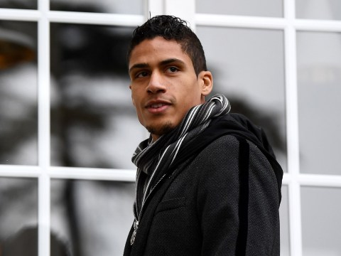 Manchester United prepare £40m bid for Raphael Varane to solve problem position