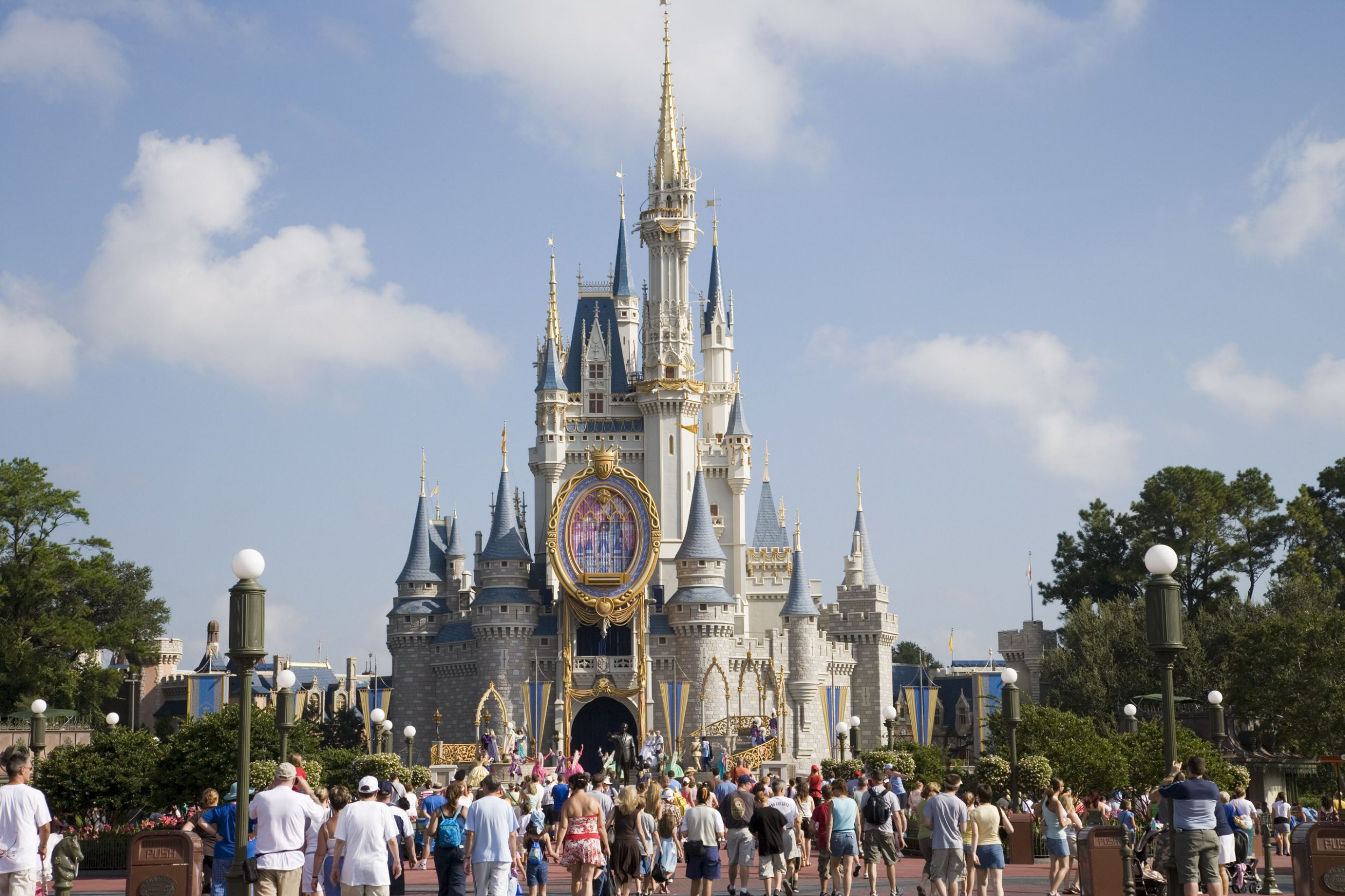 Mandatory Credit: Photo by Angelo Cavalli/robertharding/REX/Shutterstock (876391a) Disney World, Orlando, Florida, United States of America, North America VARIOUS