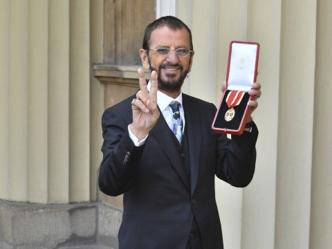 Ringo Starr receives 'most overdue Knighthood of all time' 21 years after Sir Paul McCartney