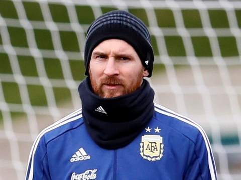Lionel Messi reveals injury blow before Argentina's clash with Italy