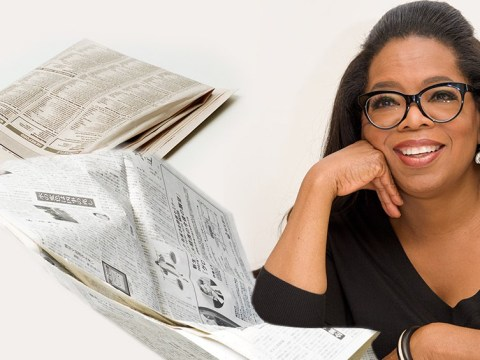 Dear Oprah, here are some nice news stories we thought you'd like to read