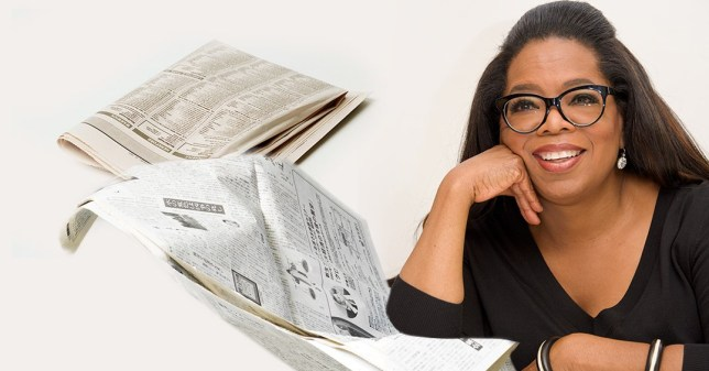 Picture: Getty Dear Oprah, here are some nice news stories we thought you'd like to read