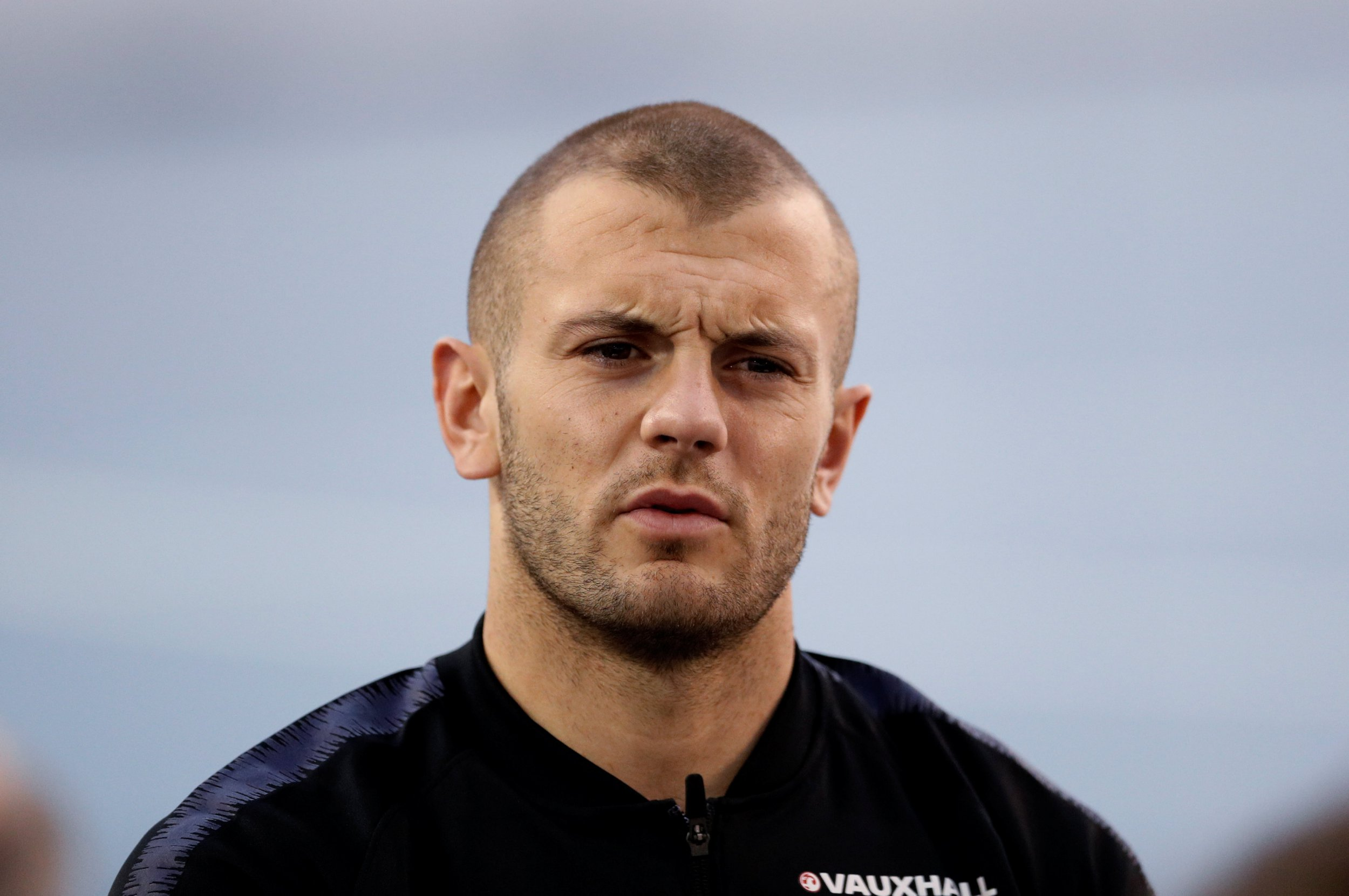 Soccer Football - England Media Day - St. George???s Park, Burton Upon Trent, Britain - March 20, 2018 England's Jack Wilshere during the media day Action Images via Reuters/Andrew Boyers