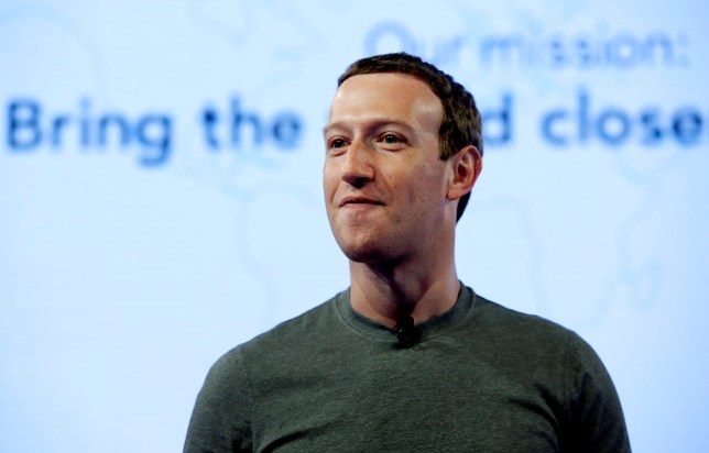 Facebook CEO Mark Zuckerberg speaks during preparation for the Facebook Communities Summit, in Chicago. Zuckerberg embarked on a rare media mini-blitz Wednesday, March 22, 2018, in the wake of a privacy scandal involving a Trump-connected data-mining firm. (AP Photo/Nam Y. Huh, File)