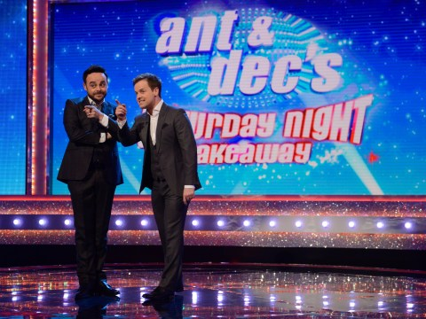 Ant McPartlin 'will still appear in this weekend's Saturday Night Takeaway' as Dec Donnelly prepares to host alone
