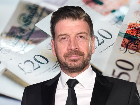 Nick Knowles defends his £349,000 salary against critics by comparing himself to a footballer