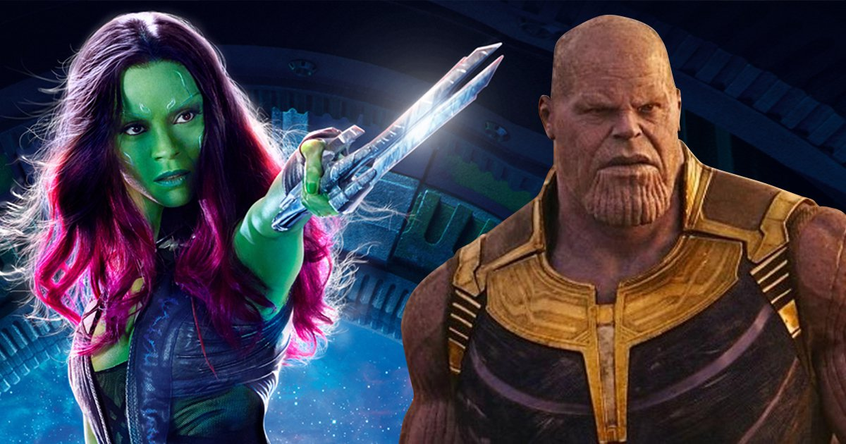 Have the Avengers: Infinity War directors given away Gamora's crucial role in Thanos' downfall?