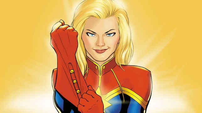 Picture: Marvel Captain Marvel synopsis revealed