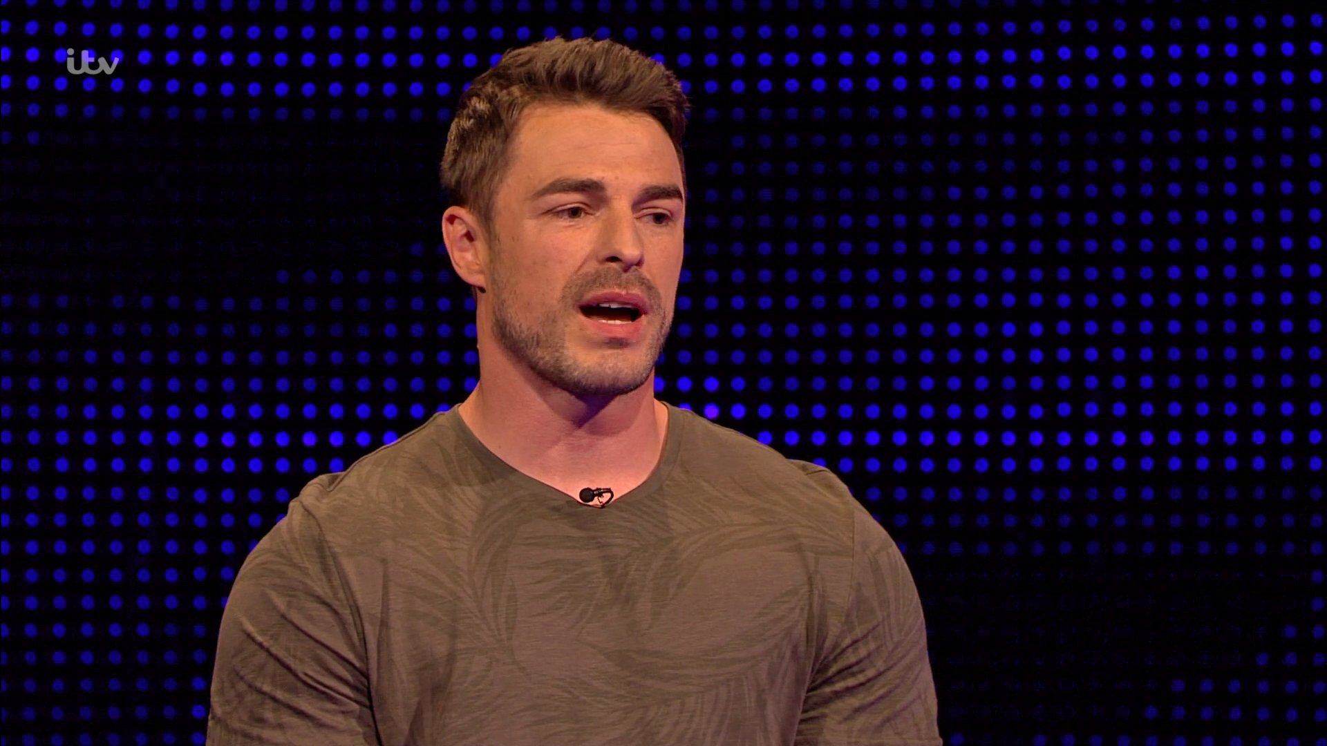 John, contestant on The Chase (Picture: ITV)