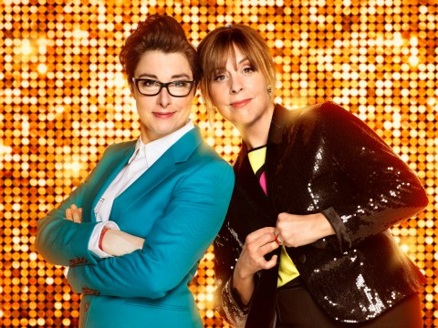 Bake Off's Mel and Sue tease reunion as they film their new sitcom and it sounds hilarious