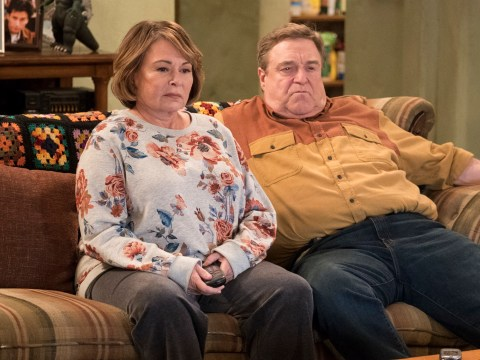ABC confirm Roseanne has been axed following Roseanne Barr's 'repugnant' racist tweet