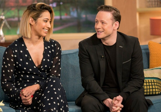 EDITORIAL USE ONLY. NO MERCHANDISING Mandatory Credit: Photo by S Meddle/ITV/REX/Shutterstock (9481103bx) Karen Clifton and Kevin Clifton 'This Morning' TV show, London, UK - 28 Mar 2018 KAREN AND KEVIN CLIFTON: ?THE MARRIAGE MIGHT BE OVER, BUT WE?RE STILL DANCING? They were the golden couple of ballroom dancing, waltzing their way to West End glory and five Strictly finals. But the fairytale couldn?t last forever and just last week, Karen and Kevin Clifton announced their separation - making them the 11th couple to fall victim to the ?Strictly Curse?. But, the fan favourites insist they?re still the best of friends and have no plans to stop working together. Today, we?re joined by Karen and Kevin to explain why they?ve parted ways after less than 3 years of marriage, and why they?re so excited about their upcoming UK tour.