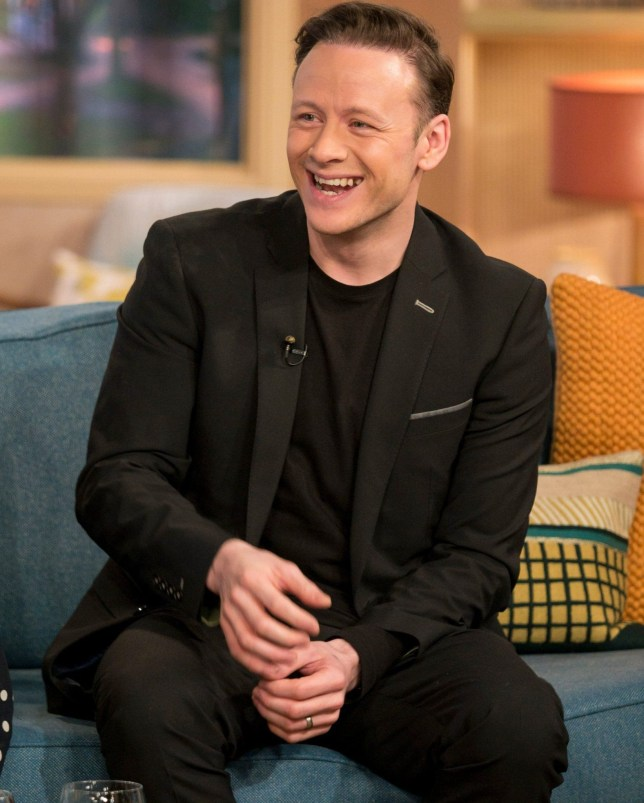EDITORIAL USE ONLY. NO MERCHANDISING Mandatory Credit: Photo by S Meddle/ITV/REX/Shutterstock (9481103bs) Kevin Clifton 'This Morning' TV show, London, UK - 28 Mar 2018 KAREN AND KEVIN CLIFTON: ?THE MARRIAGE MIGHT BE OVER, BUT WE?RE STILL DANCING? They were the golden couple of ballroom dancing, waltzing their way to West End glory and five Strictly finals. But the fairytale couldn?t last forever and just last week, Karen and Kevin Clifton announced their separation - making them the 11th couple to fall victim to the ?Strictly Curse?. But, the fan favourites insist they?re still the best of friends and have no plans to stop working together. Today, we?re joined by Karen and Kevin to explain why they?ve parted ways after less than 3 years of marriage, and why they?re so excited about their upcoming UK tour.