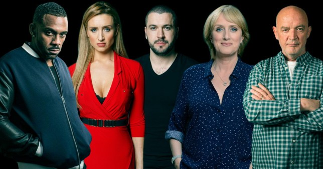 EastEnders and Coronation Street exits