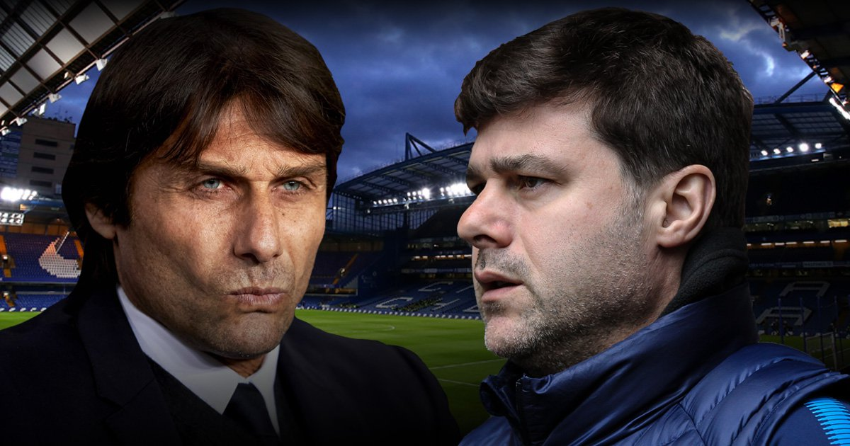 Is Pochettino's Tottenham the perfect BLUEprint for life after Antonio Conte at Chelsea?