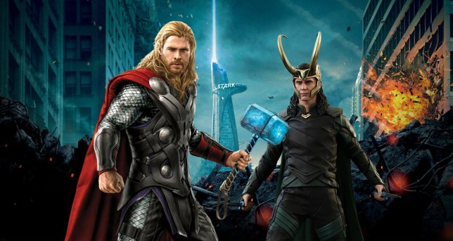 Picture: Marvel Avengers Infinity War: Loki set for HEART-BREAKING death - in front of Thor? Shock theory