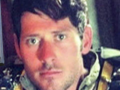 Pictured: British solider killed on anti-IS operation in Syria