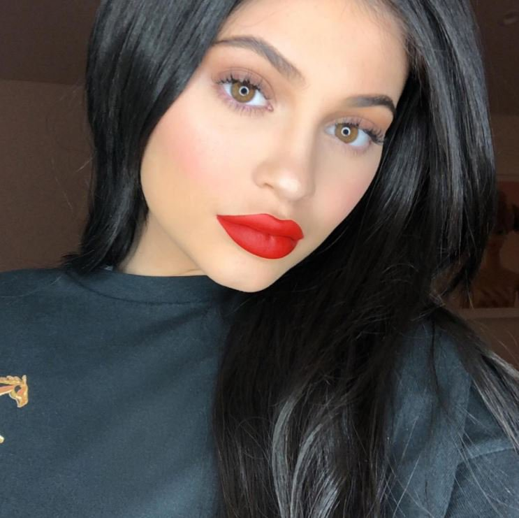 (Picture: Instagram) Kylie Jenner