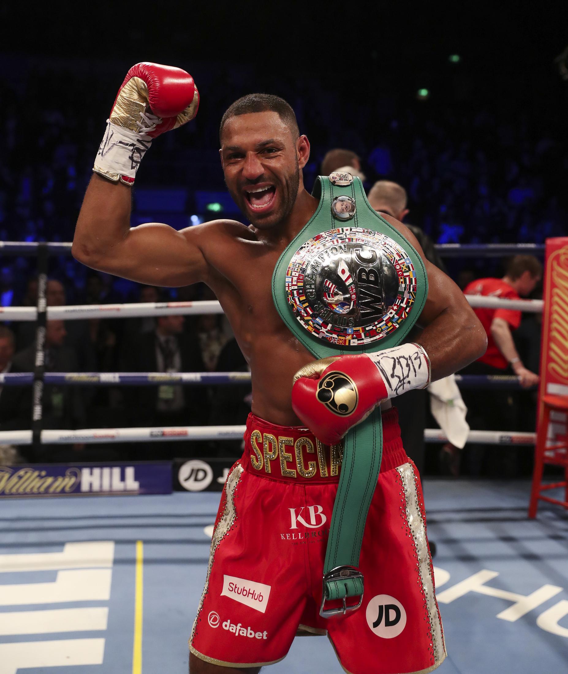 Kell Brook fights Michael Zerafa in Sheffield on 8 December