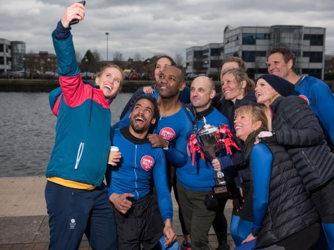 BBC emerges triumphant in Sport Relief's Clash Of The Channels boat race
