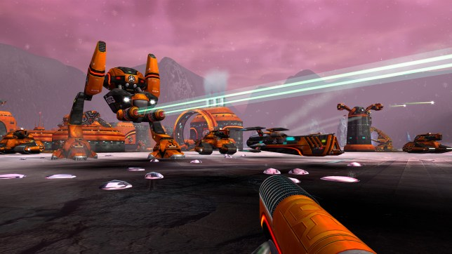 Battlezone: Combat Commander (PC) - more than just a first person shooter