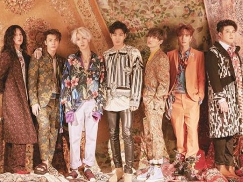Super Junior to promote new album with only six members