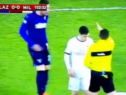 Suso disgusted by Sergej Milinkovic-Savic spitting on him during game