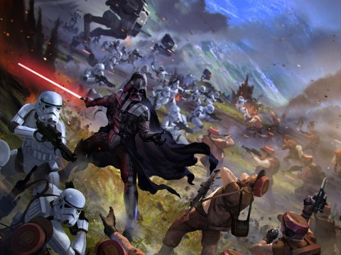 Star Wars Legion review – tabletop ground battles in the Star Wars galaxy
