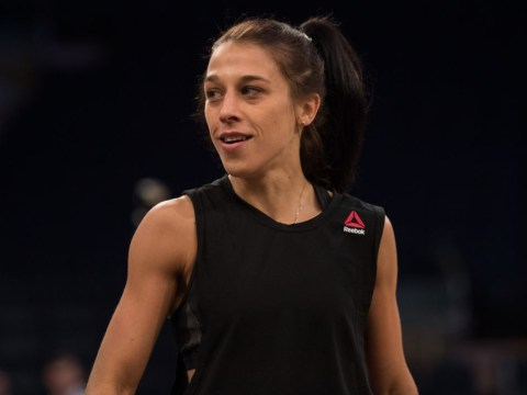 Joanna Jedrzejczyk promises to win back her UFC title and celebrate at UFC Liverpool