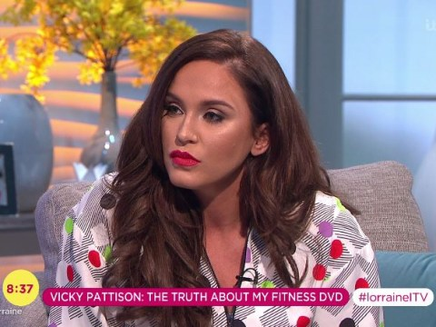 Vicky Pattison admits she was on diet amid fitness DVD scandal: 'It wasn't anything wacky'