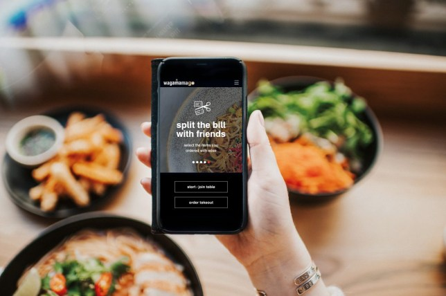 Wagamama launches Wagamamago app letting diners walk out and pay