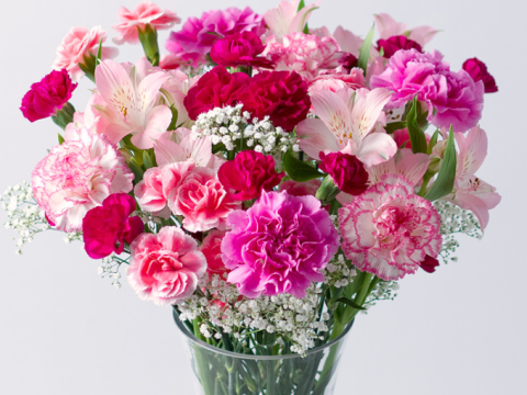 Here are some great Mother's Day flowers offers