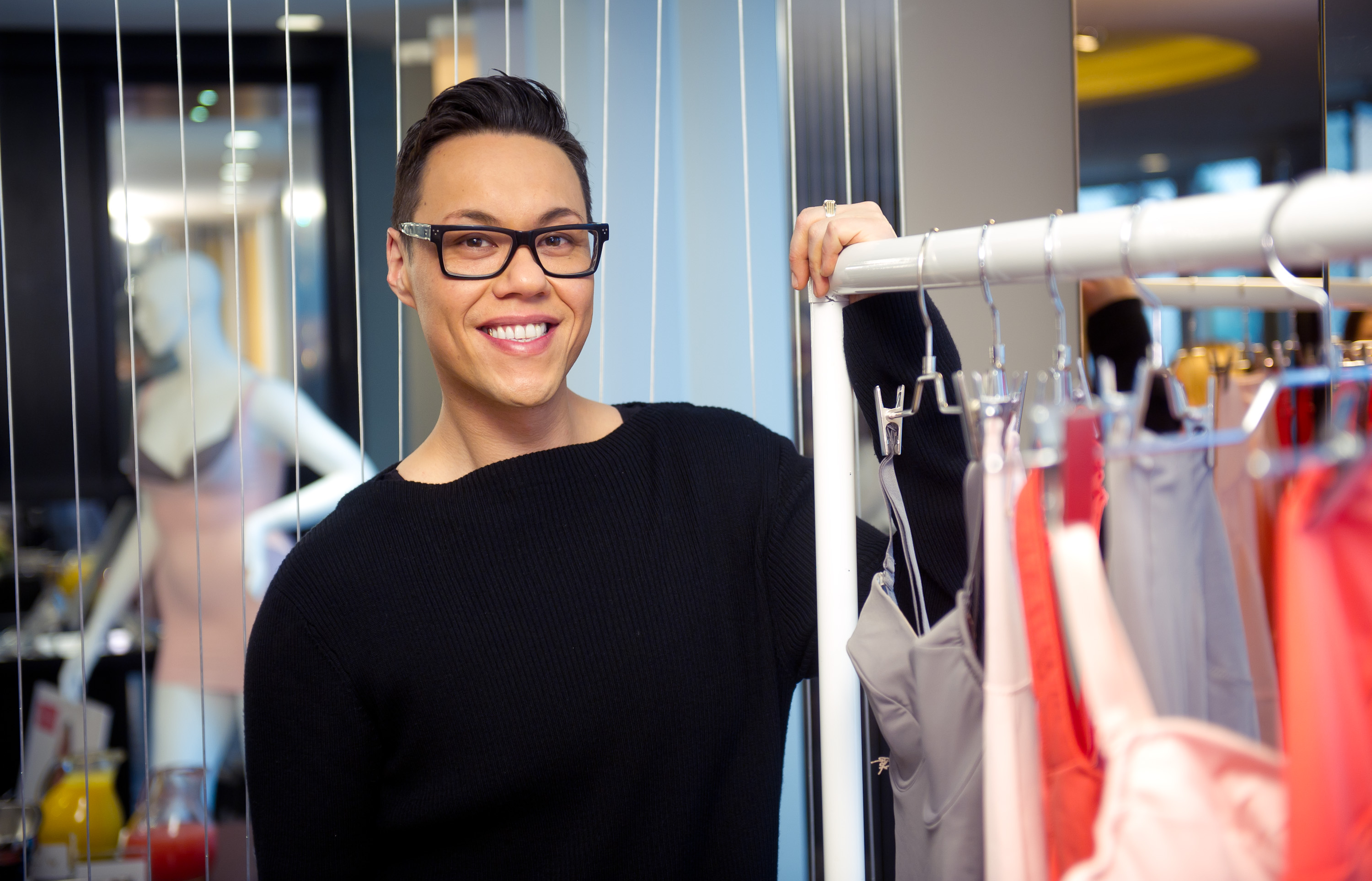 How old is Gok Wan, is he married and what is his net worth as he appears on This Morning?