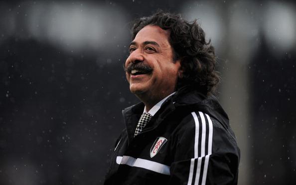 Fulham boss reveals Shahid Khan has been planning Wembley bid for 18 months