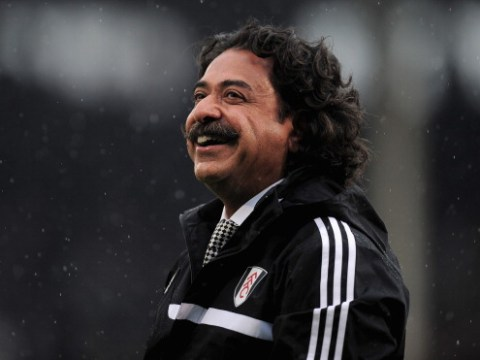 Fulham boss reveals Shahid Khan has been planning Wembley bid for 18 months