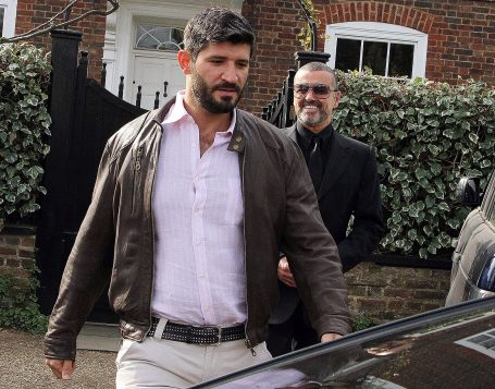 George Michael's home visited by bailiffs as Fadi Fawaz fails to pay outstanding debt
