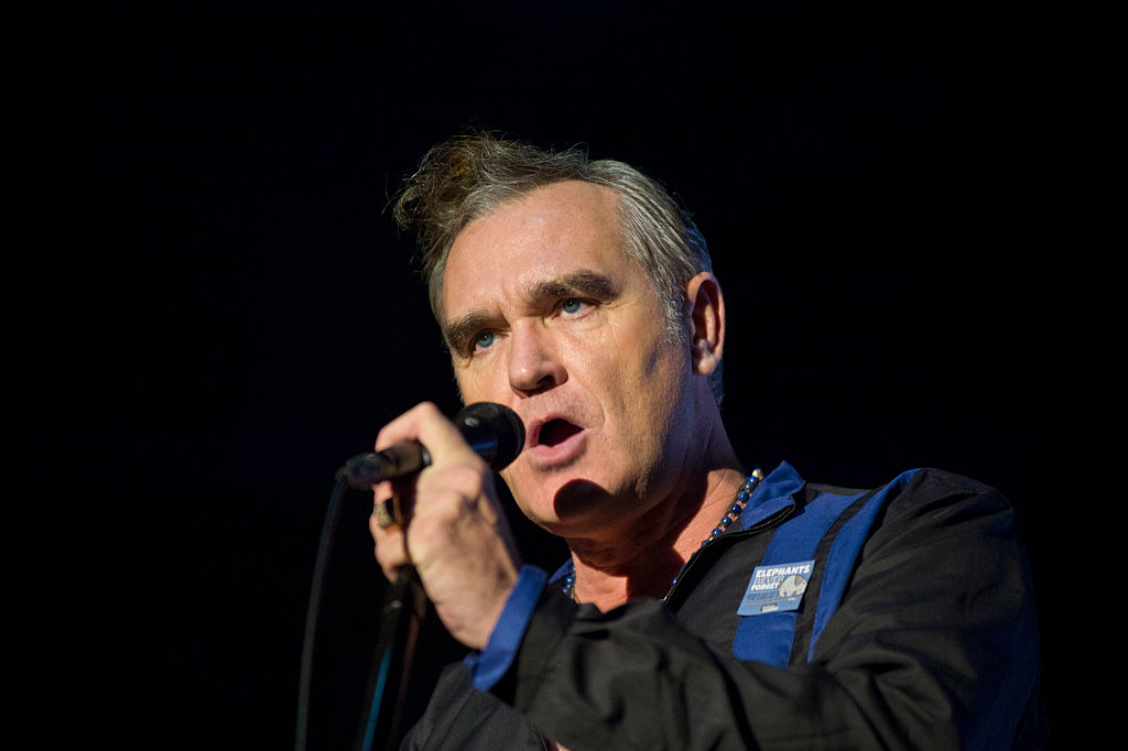 Morrissey claims halal meat is 'evil' and requires approval from 'supporters of ISIS'