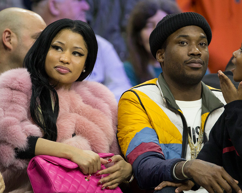 Nicki Minaj fans are dragging Meek Mill as she claims he slides into DMs in new song Barbie Dreams