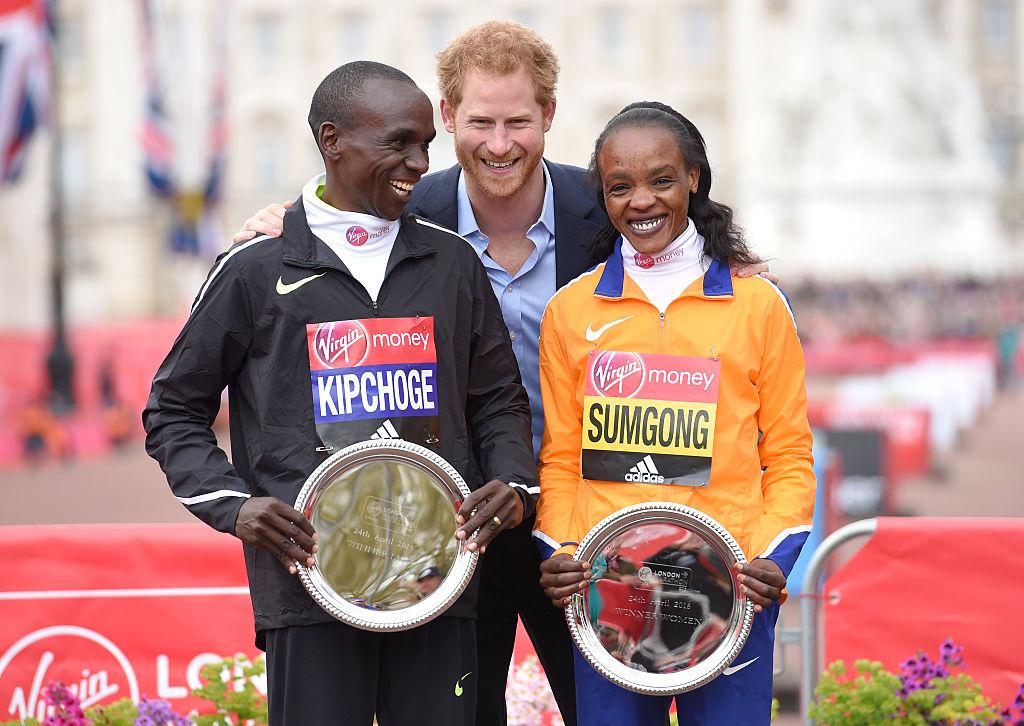 What is the 2018 London Marathon prize money?