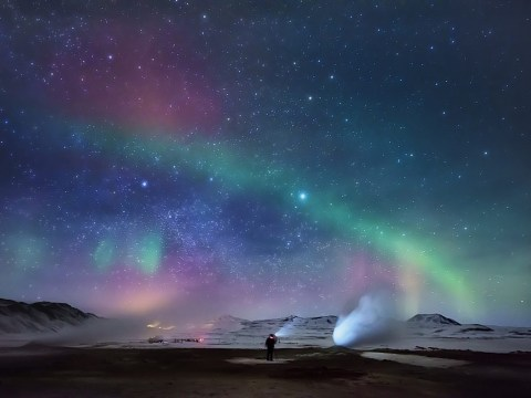If you'd be up for moving to Iceland and travelling the world, this might be your dream job