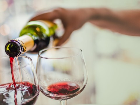 Bad news guys: Red wine doesn't actually improve your health