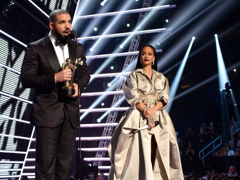 Forget a Rihanna and Drake relationship – they're not even friends