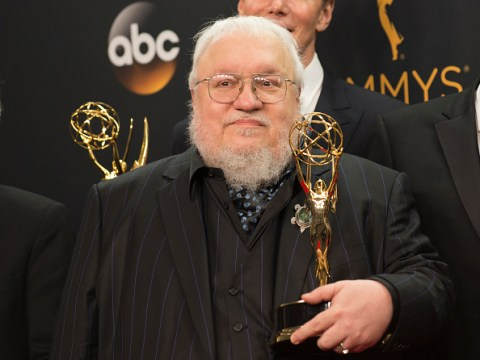 George RR Martin is still doing anything but putting out his next Game Of Thrones book