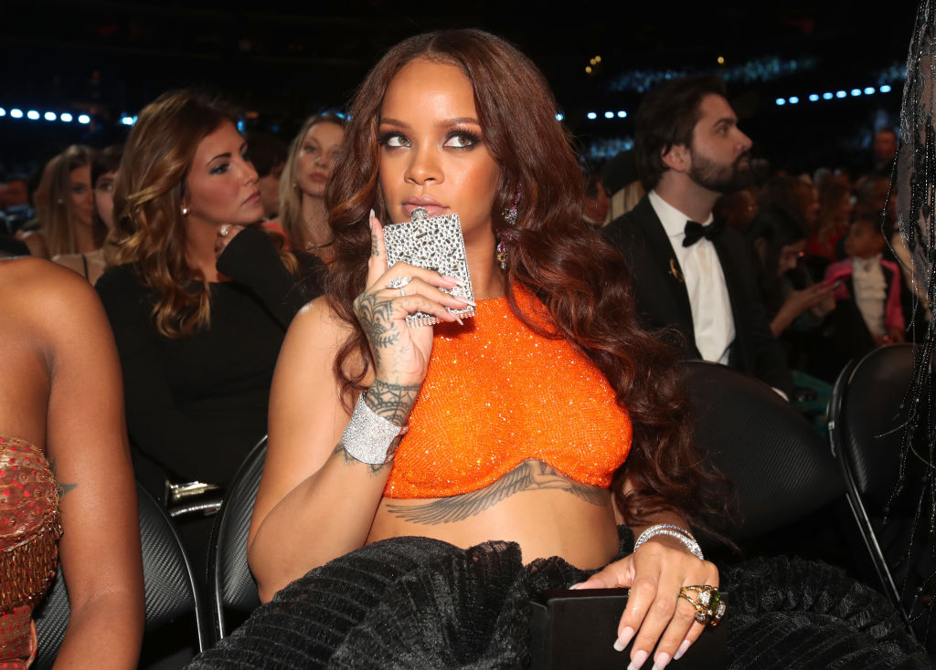 Rihanna breaks hearts and 'dumps billionaire boyfriend because she gets tired of men'