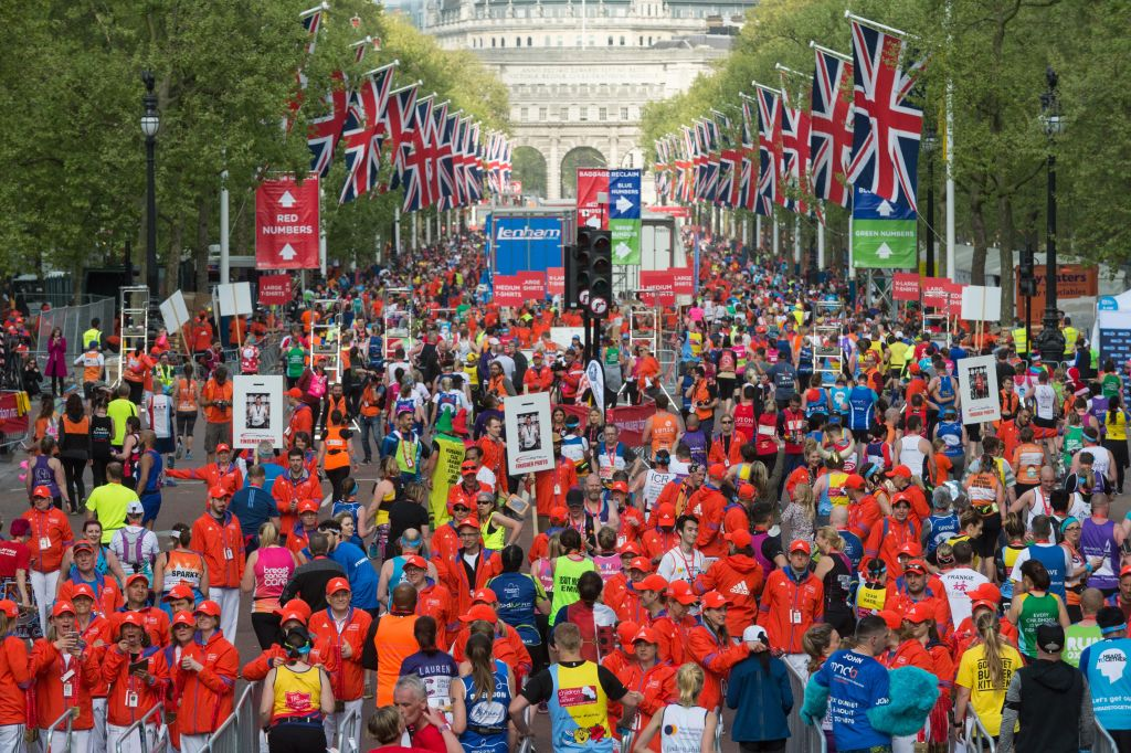 London marathon 2018 date, what time does it start and what is the route?